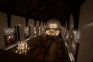 Photo of Jesus College formall hall